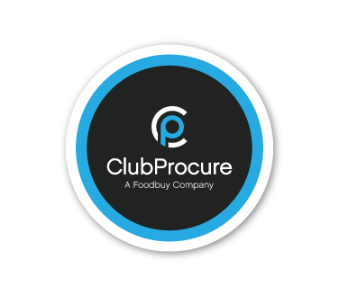 ClubProcure Logo with Circle Background Image